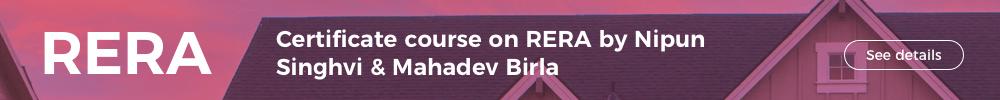 RERA-Certificate-course-consultease