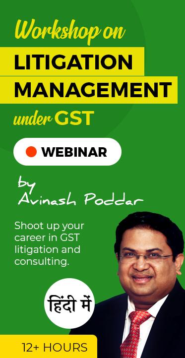 Avinash Poddar Webinar