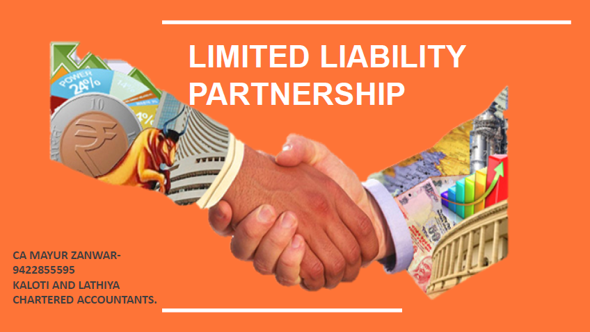 PPT on Limited Liability Partnership