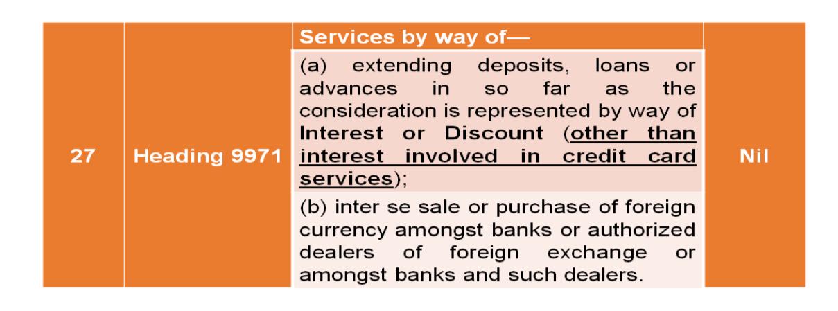 Bank audit in GSt