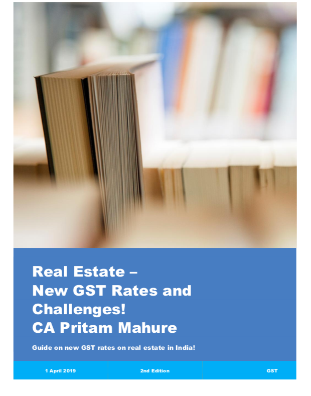Updated E-book on real Estate