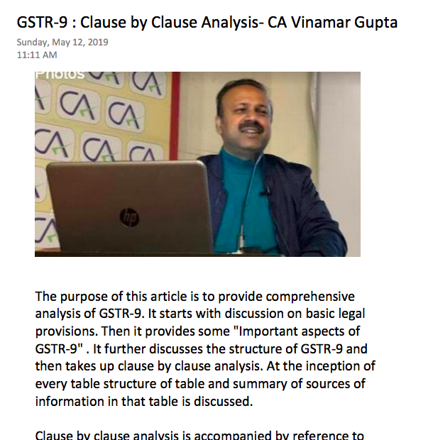 GSTR 9 Clause by Clause Analysis-CA Vinamar Gupta.pdf 2019-05-13 17-48-35