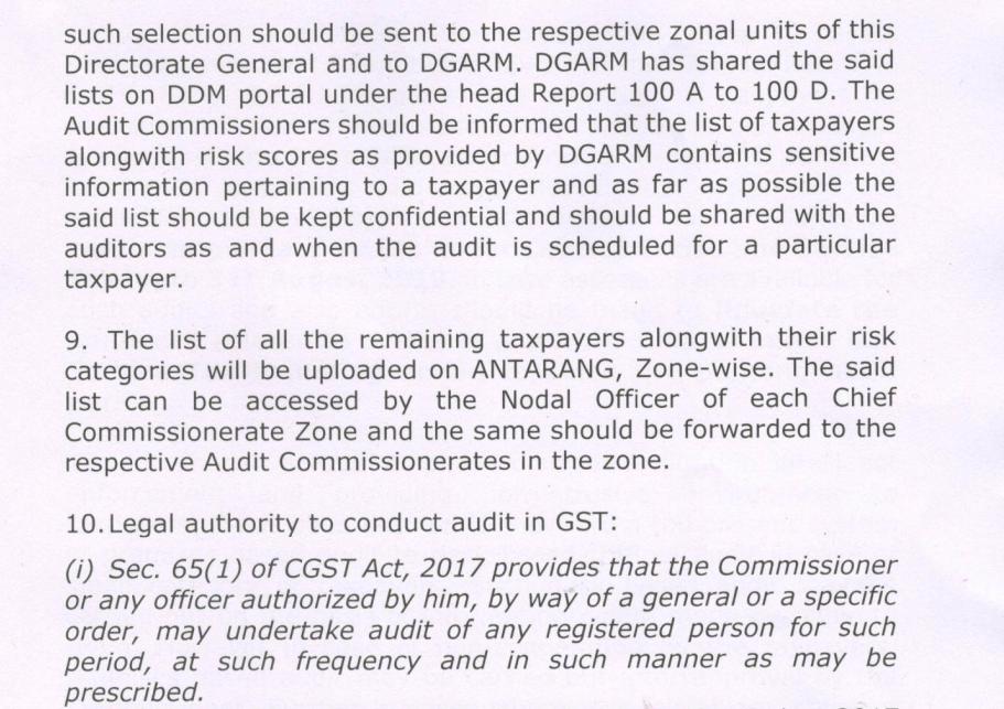 audit plan 4