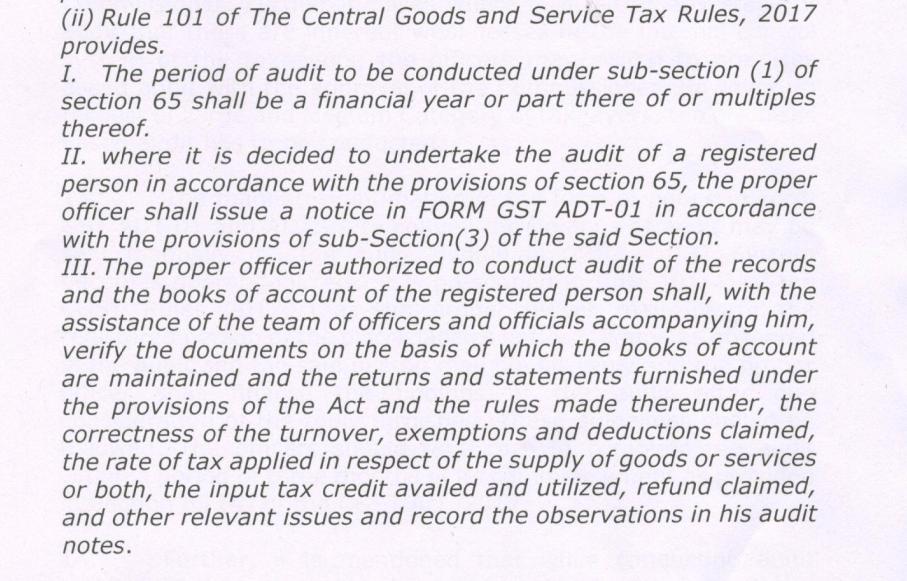 audit plan 7