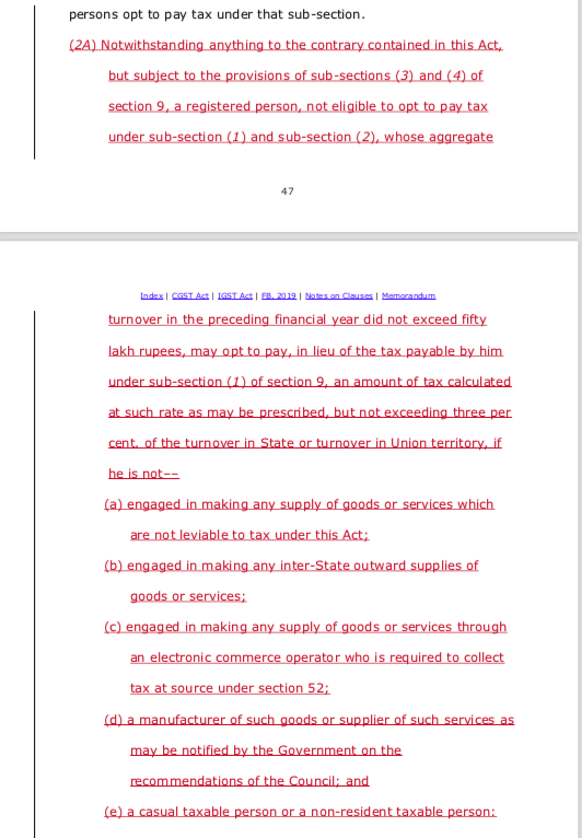 CGST and IGST Act – Impact of Finance Bill, 2019 - CA Pritam Mahure (1).pdf (page 48 of 422) 2019-07-10 19-23-14