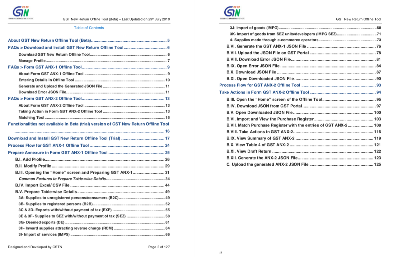 FAQs and Manual_GST New Return Offline Tool.pdf (page 2 of 127) 2019-07-31 15-16-09