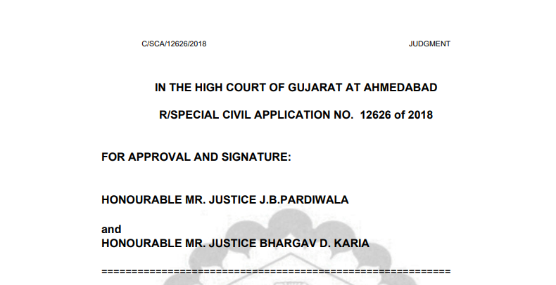 Gujarat HC in the case of Linde Engineering India Pvt. Ltd.