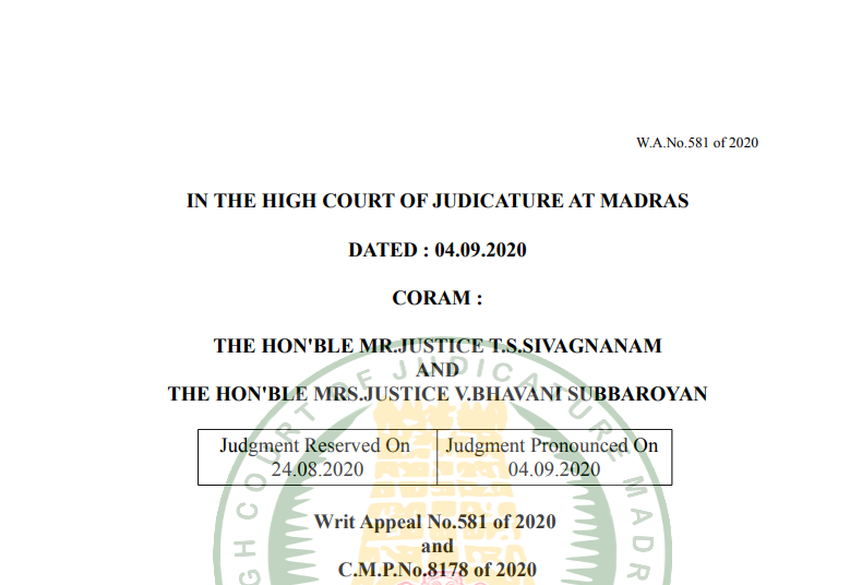 Madras HC in the case of Deputy Commissioner of Income-tax Versus M/s.Hitachi Power