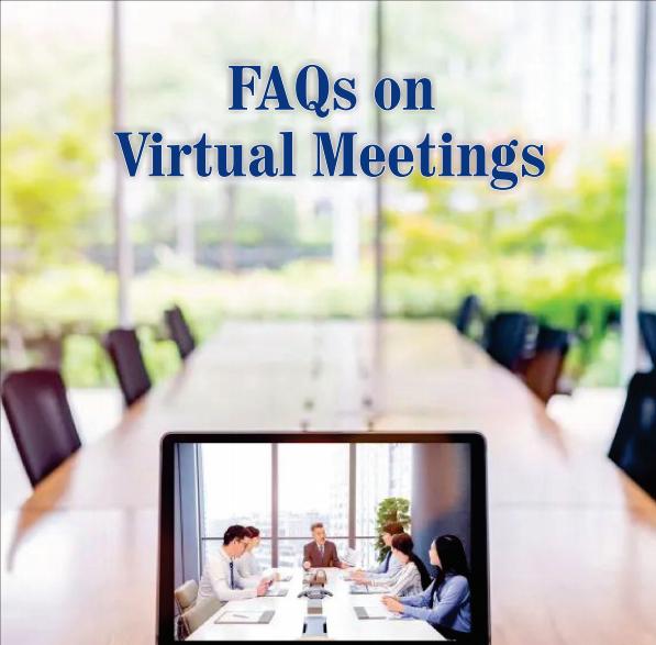 Board Meetings Through Video Conferencing: ICSI