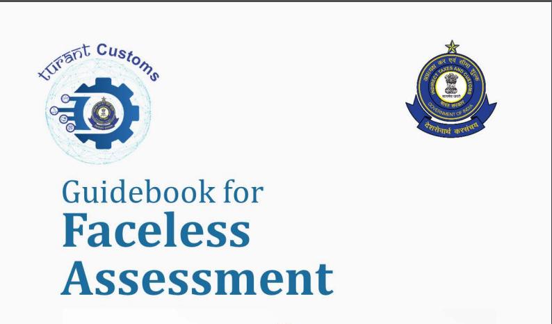 Guidebook For Faceless Assessment: CBIC