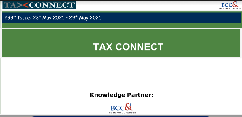 299th Issue of Tax Connect