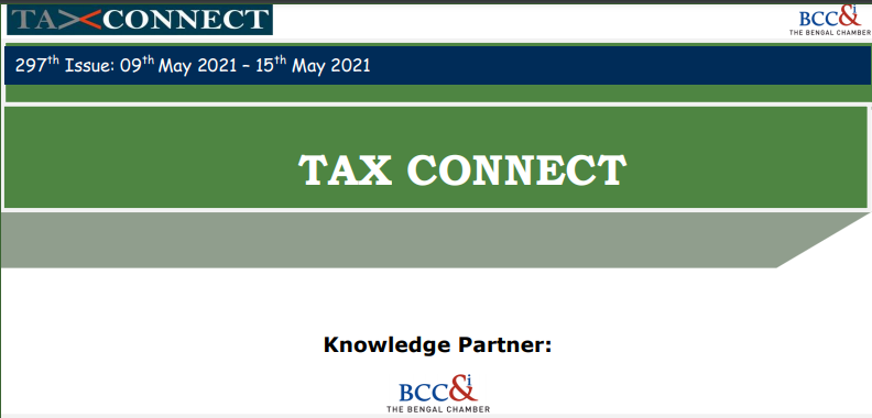 """297th Issue of """"Tax Connect"""""""