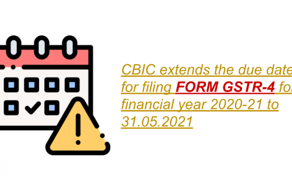 Notification No. 10/2021 – Central Tax