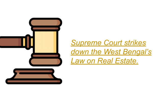 Supreme Court in the case of Forum for People's Collective Efforts (FPCE) Versus The State of West Bengal