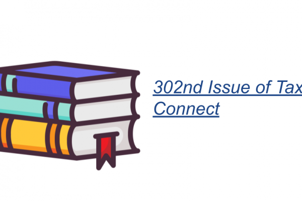 302nd Issue of Tax Connect