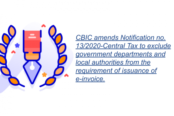 Notification No. 23/2021 – Central Tax