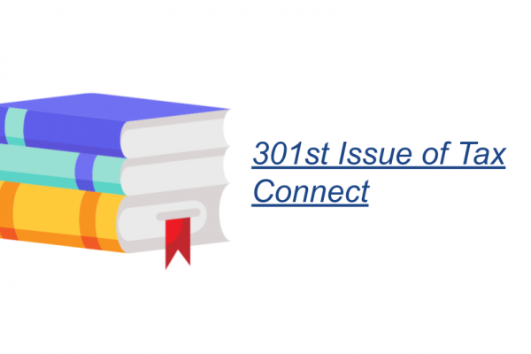 301st Issue of Tax Connect