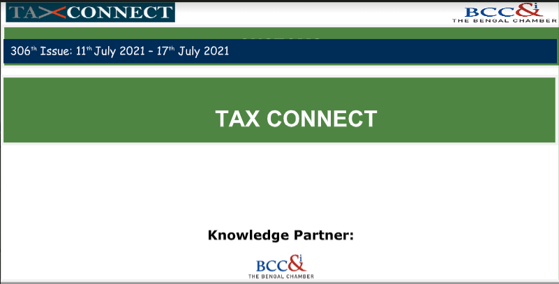 306th Issue of Tax Connect