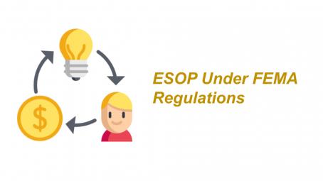 ESOP Under FEMA Regulations