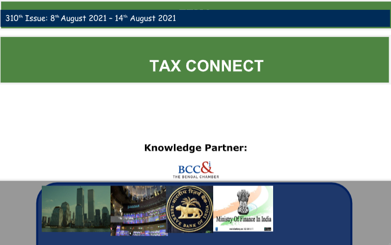 Tax Connect: 310th Issue