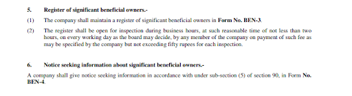 amended sbo rules,20192