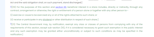 sec 89 of the companies act1